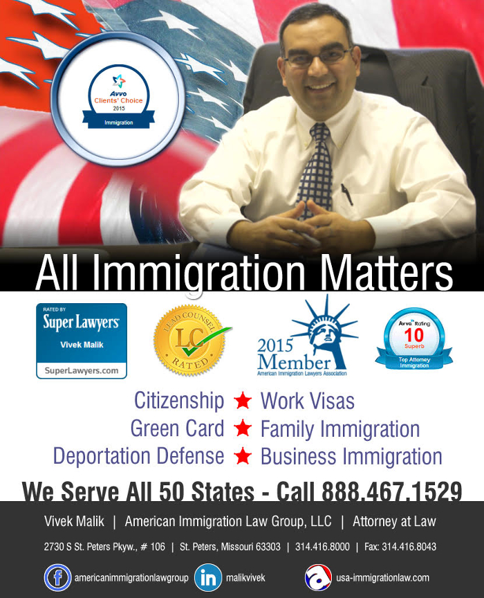 USA Immigration Law